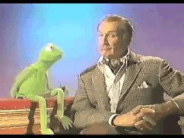 Vincent Price Kills Kermit by MichaelJRuocco