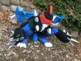Paildramon cosplay by Kitamon