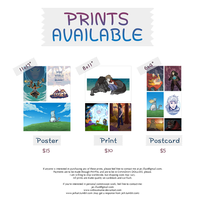 PRINTS AVAILABLE! by WithoutName
