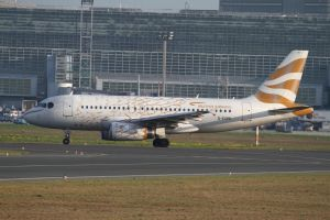Airbus A319-131 by PlaneSpotterJanB