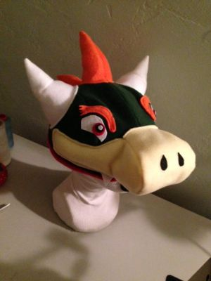 BOWSER Hat by tacksidermia
