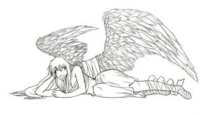 ...:Angel:... by withwindonfire