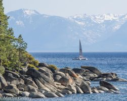 East shore sail140605-51 by MartinGollery
