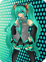 Miku Hatsune by PieperStars
