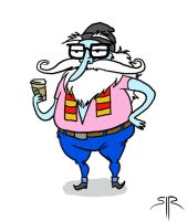 Hipster Ice King by SIRCollection
