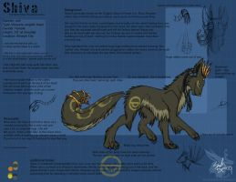 Ref - Shiva -2009 by GhostTheZombie