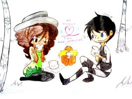 We really LOVE the marshmallows! by TheRE13