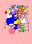 30 years of Popples by Trey-Vore