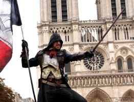 ACU - The Notre Dame Edition... by RBF-productions-NL