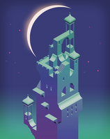 Monument Valley Fan Art by ImsumDave