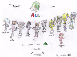 Thank You All  :D by PhoenixManX-XL
