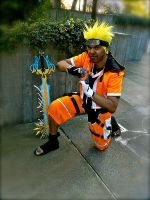 Keyblade No Jutsu by R-Legend