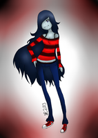 Marceline by BecauseWafflesCanFly