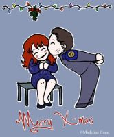 BSG under the mistletoe... by rimorob