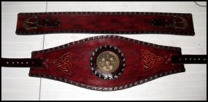 War belt by akinra-workshop