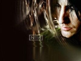 Trent Reznor Wallpaper v.4 by by NIN-on-DA