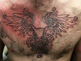 Chest Piece FINISHED by VictoriaTriip