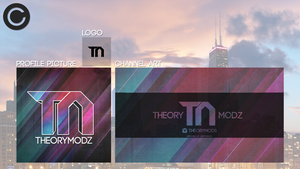 YouTube Channel Revamp | TheoryModz by CertifiedFX
