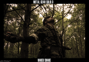 MGS 3 cosplay session 03 by Grethe--B
