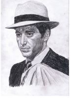 Michael Corleone by pandamovies212