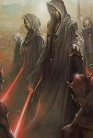 Exiled Jedi by thepalehorsman234