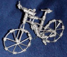 Bicycle by Zander23