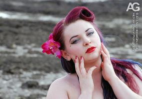 Megsy Vicious Pin-up Shoot 01 by memersonphotographic