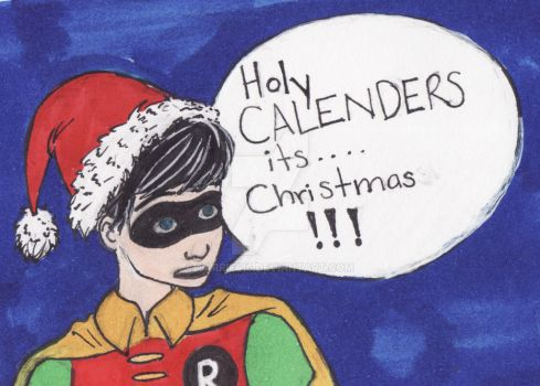 Holy CALENDARS!!! by Carrie416