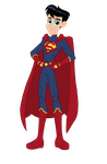 Superman (EG-Styled) by edCOM02