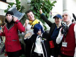 Persona 3 Group by NightOwl-OvO