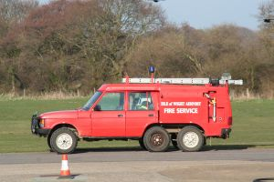Airport Fire Service by tammyins
