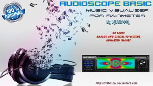 Audioscope Basic 1.1 by HiTBiT-PA