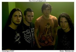 Gojira - band promo 2 by MrSyn