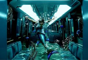 Metro Mermaid by ~mistysteel