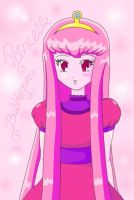 Princess_Bubblegum! by 207DaNiElA