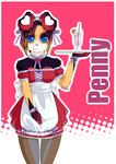 Drink Maid: Penny by LovelessKia