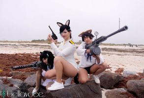 Strike Witches Group by silvver