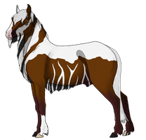 Corraxian Breed - Baldir by Jupiter-Foxclaw