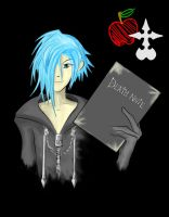 KH2: Zexion's Deathnote by StormTitan
