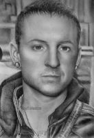 Chester Bennington 2 by ingus91