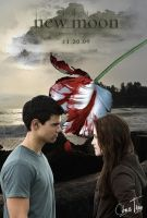 The twilight saga : new moon.. by ChR1sAlbo