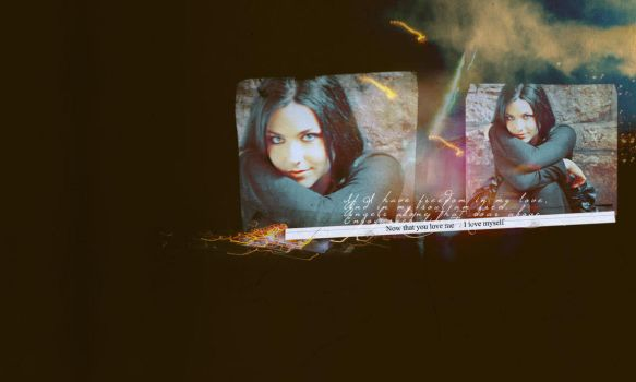 Evanescence Wallpaper 3 by Nothing-Ive-Become