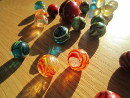 Marbles by Santian69