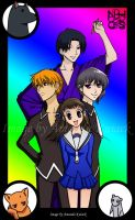.:Fruits Basket:. by LadyNyaruInfinity