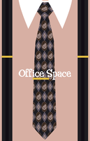 Minimal Office Space poster 03 by billpyle