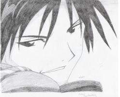 Colonel Roy Mustang by DNAngelLuvr