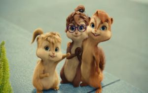 The Chipettes 3 Full HD by Schnuffelienchen