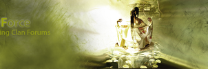 HolyForce Forum Banner by theumad