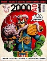 2000AD prog 310 recreation by KevLev