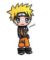 Naruto by elicoronel16